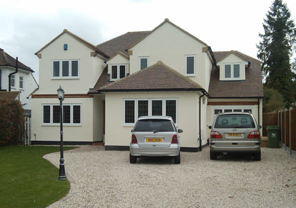 House Extensions Services Brentwood